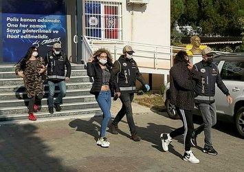 Son dakika haberi | Aydın Nazilli'de fuhuş operasyonu: 11 gözaltı