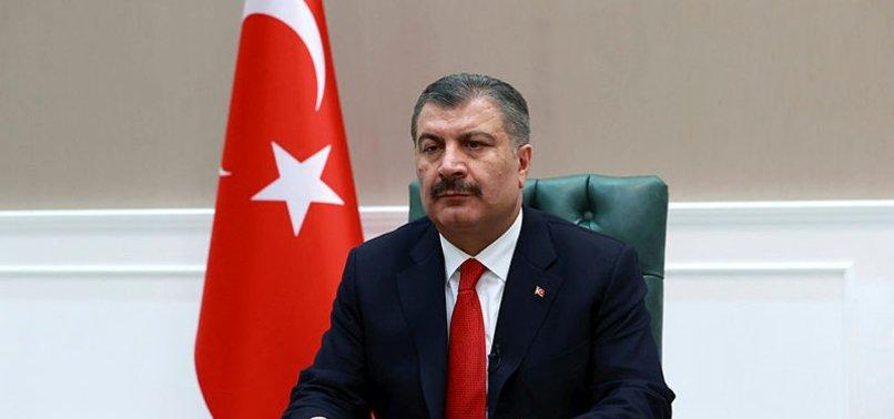 Son dakika   Sağlık Bakanı Fahrettin Koca'dan kritik uyarı