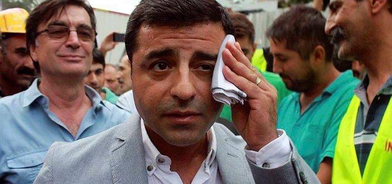 MİLLETTEN ALDIĞINI PKK'YA YEDİRİYOR!