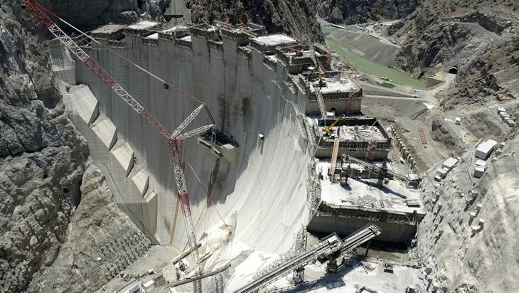 Yusufeli Barajı son durum | Türkiye'nin gururu olacak! Heyecan büyük! Tarihi gün yaklaşıyor