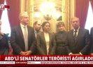 ABD'li senatörler terör elebaşını ağırladı! İşte skandal görüşmenin perde arkası |Video