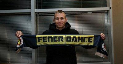 Son dakika: Fenerbahçe'nin yeni transferi Attila Szalai İstanbul'da