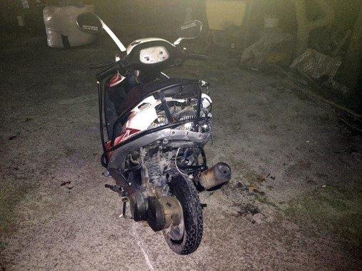 Muğla'da akılalmaz kaza! Motosiklete çarptı, 'sunroof'tan içeri giren kadını bırakıp kaçtı