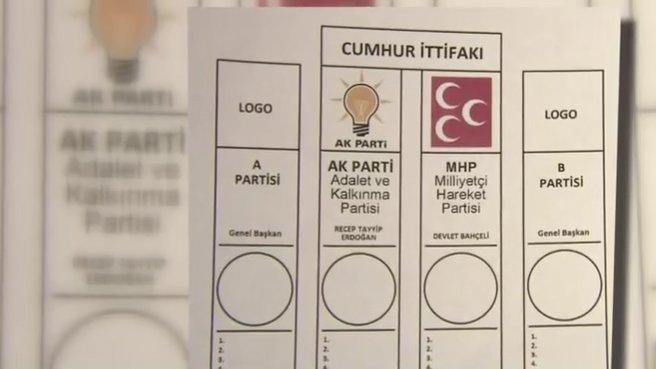 Seçmen nasıl oy kullanacak?