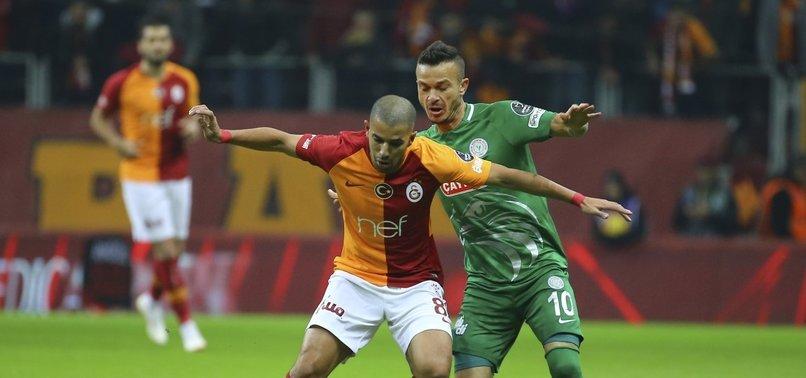 GALATASARAY, ÇAYKUR RİZESPOR KARŞISINDA 2-0'I KORUYAMADI!