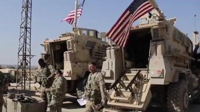 ABD'nin Suriye'de yeni planı!