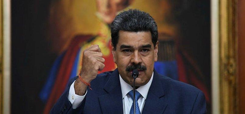 NİCOLAS MADURO'DAN ABD VE KOLOMBİYA'YA SERT TEPKİ!