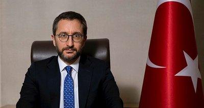 İletişim Başkanı Fahrettin Altun: Şuşa'nın kurtuluşu hayırlı uğurlu olsun