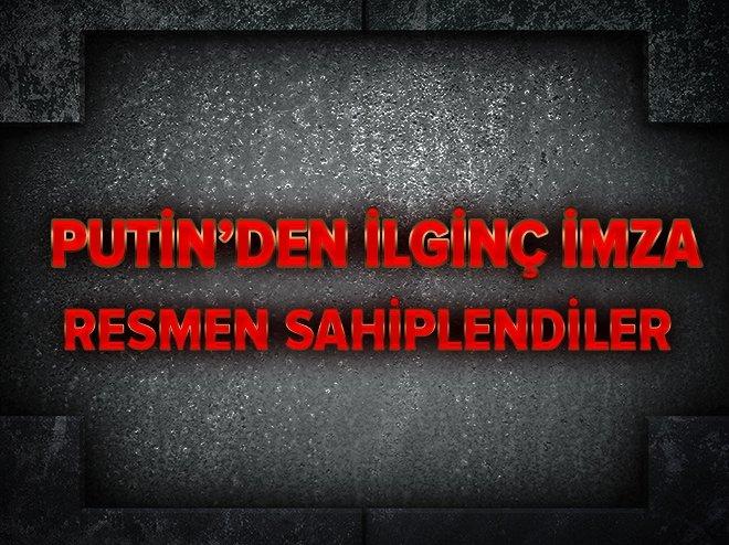 PUTİN'DEN ÇOK TARTIŞILACAK DONBAS KARARNAMESİ