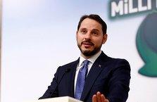 Enerji ve Tabii Kaynaklar Bakanı Berat Albayrak'tan  flaş açıklama