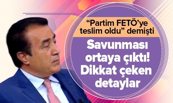 İŞTE CHP'DEN İHRAÇ EDİLEN ATEŞ'İN SAVUNMASI!
