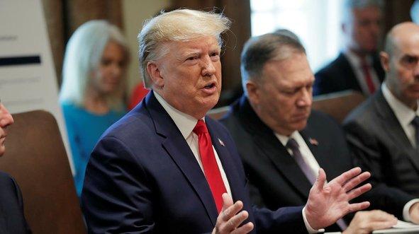 Donald Trump'tan flaş Suriye açıklaması
