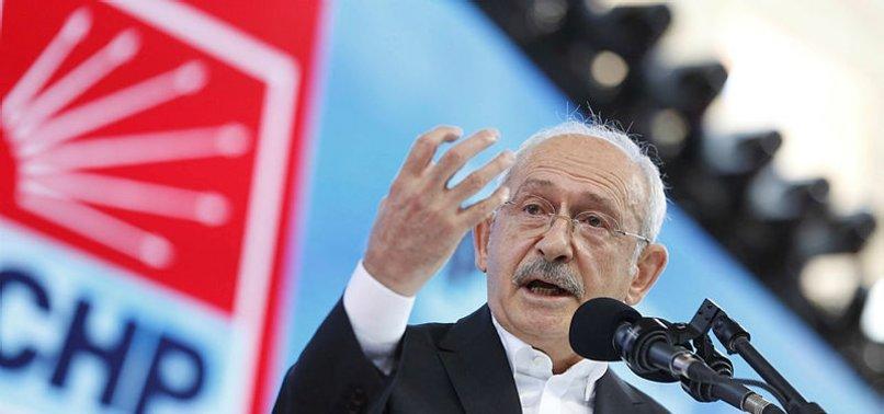Kemal Kılıçdaroğlu'ndan uçak fabrikası gafı