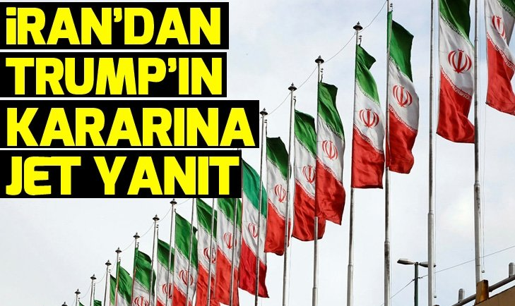 SON DAKİKA: İran ABD ordusunu terör örgütü olarak ilan etti