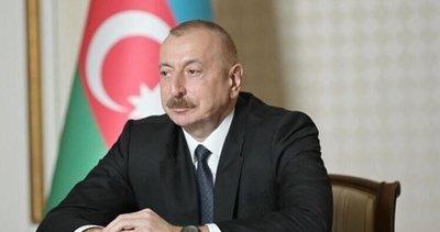 Son dakika: Azerbaycan Cumhurbaşkanı Aliyev'den flaş F-16 açıklaması!