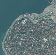 Türkiyenin koronavirüs sonrası Kovid-19 boş kalan meydanları uzaydan görüntülendi