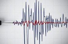 California'da deprem!