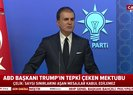 AK Parti Sözcüsü Çelik: DEAŞ'a karşı yapılan neyse PYD/YPG ve PKK'ya karşı da yapılmalı |Video