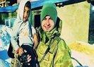 Tunceli'de acı tesadüf! Minik Ayaz ile Astsubay Karaman aynı karede |Video