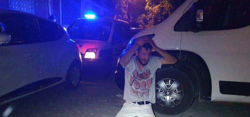 Polisten kaçan ehliyetsiz sürücüye ceza yağdı