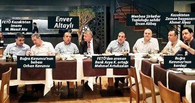FETÖ ajanı Enver Altaylı ByLock'tan çıktı! Dikkat çeken FETÖ elebaşı Gülen ve Adil Öksüz detayı