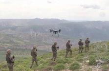 K.Irak'ta 131 PKK'lı öldürüldü! 23 üs bölgesi kuruldu