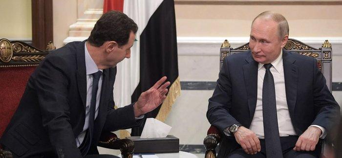 Katil Esad'a Rusya ve Çin zırhı!