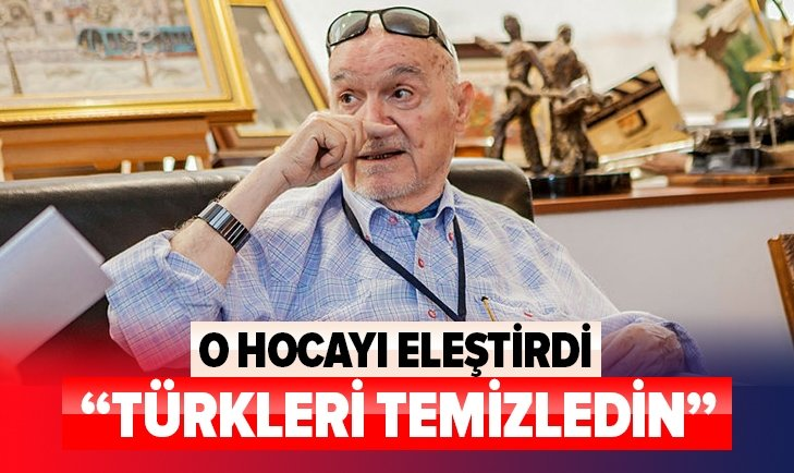 HINCAL ULUÇ TERİM'İ BOMBALADI