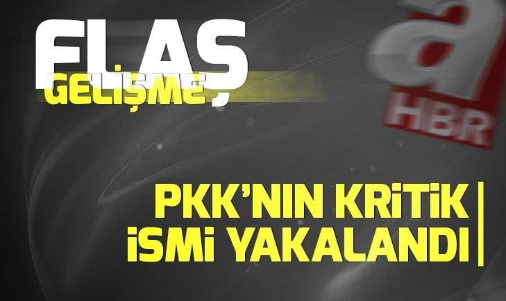 Son dakika: PKK/KCK'nın sözde Çukurova bölge sorumlusu gözaltında