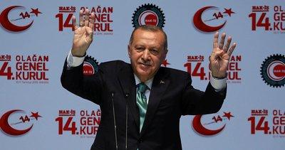 Başkan Erdoğan'dan 15 Temmuz çağrısı: Atatürk Havalimanı'ndaki törende buluşalım
