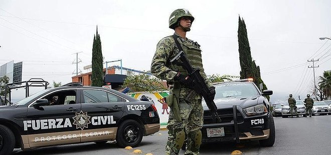 MEKSİKA'DA UYUŞTURUCU KARTELİ LİDERLERİ ÖLDÜRÜLDÜ