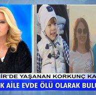 Müge Anlı canlı yayınında ortaya çıktı! Eskişehir'deki katliamla ilgili kan donduran iddia