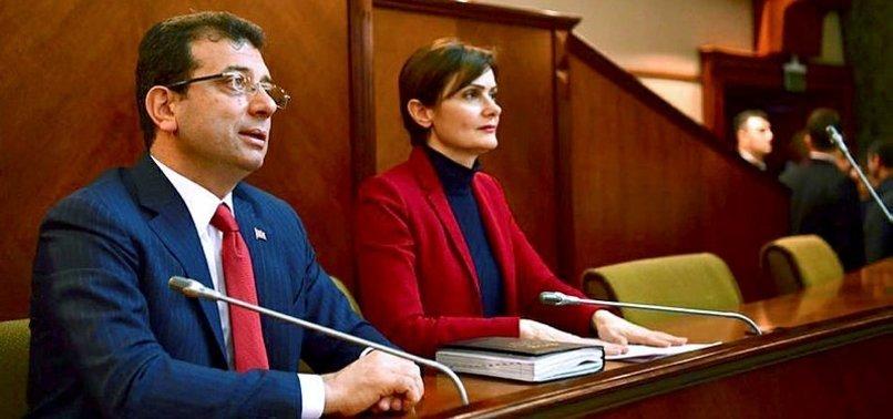 CHP'Lİ İBB'DE TORPİL SKANDALI!