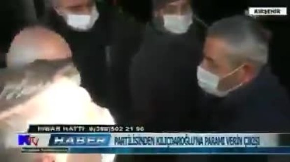 CHP'li esnaftan Kılıçdaroğlu'na sert tepki