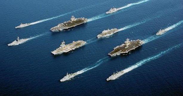 Dünyanın en iyi donanmaları