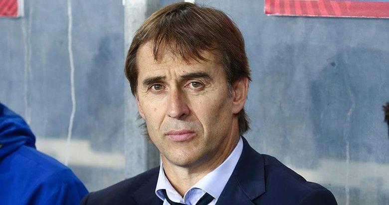 Dünya Kupası öncesi şok gelişme! İspanya'da Julen Lopetegui'nin görevine son verildi
