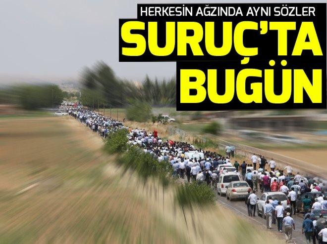 SURUÇ'TA PKK SALDIRISINDA HAYATINI KAYBEDEN AK PARTİ MİLLETVEKİLİNİN AĞABEYİ TOPRAĞA VERİLDİ