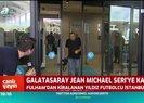 Galatasaray'ın yeni transferi Jean Michael Seri İstanbul'a geldi   Video