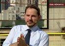 Bakan Albayrak'tan İstanbul Finans Merkezi açıklaması