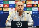 Galatasaray Teknik Direktörü Fatih Terim'den Club Brugge maçı öncesi flaş Diagne sözleri