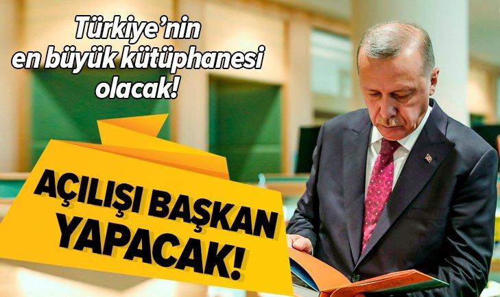 İLETİŞİM BAŞKANI ALTUN PAYLAŞTI! ''BU MUAZZAM ESER...''
