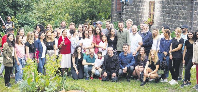 KARADENİZ RÜZGARI ROMANYA'DA ESİYOR