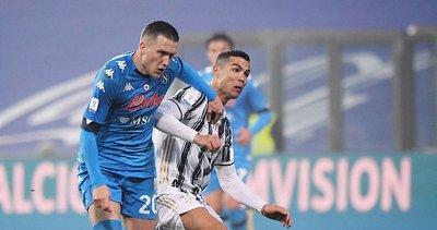 Juventus Napoli'yi yenerek İtalya Süper Kupası'nı kazandı
