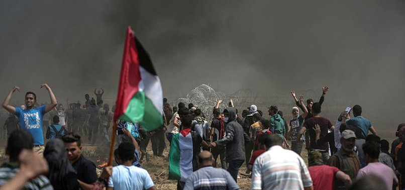 Filistinde katliam ile ilgili görsel sonucu