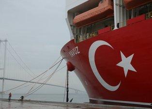 Türkiye için tarihi gün! Yavuz yola çıktı...
