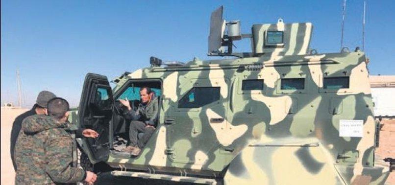 ABD BOMBALIYOR, TERÖR ÖRGÜTÜ BAYRAK DİKİYOR