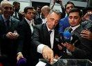 Beşiktaş başkan adayıAhmet Nur Çebi oyunu kullandı |Video