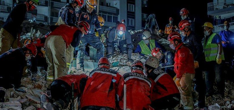 Son dakika: AFAD son durumu paylaştı! İzmir'de hayatını kaybedenlerin sayısı 49'a yükseldi