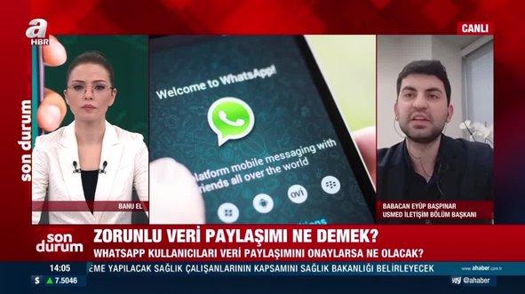 WhatsApp sözleşmesini imzalayanlar dikkat!