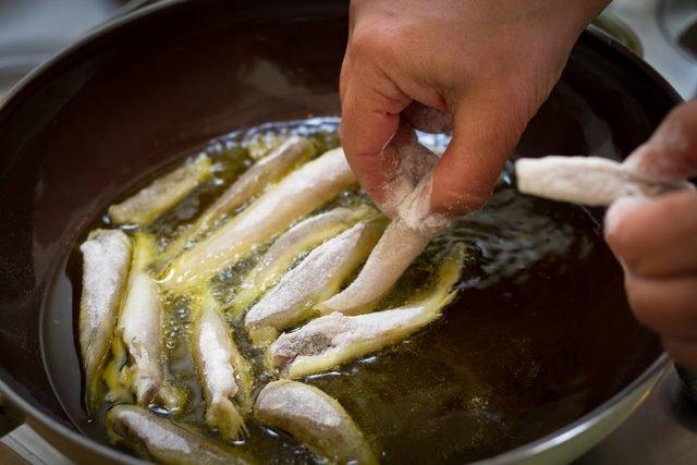 Balığı sütte bekletirseniz...